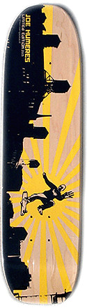 Decomposed Joe Humeres 1st Model Limited Edition Deck 2005.jpg