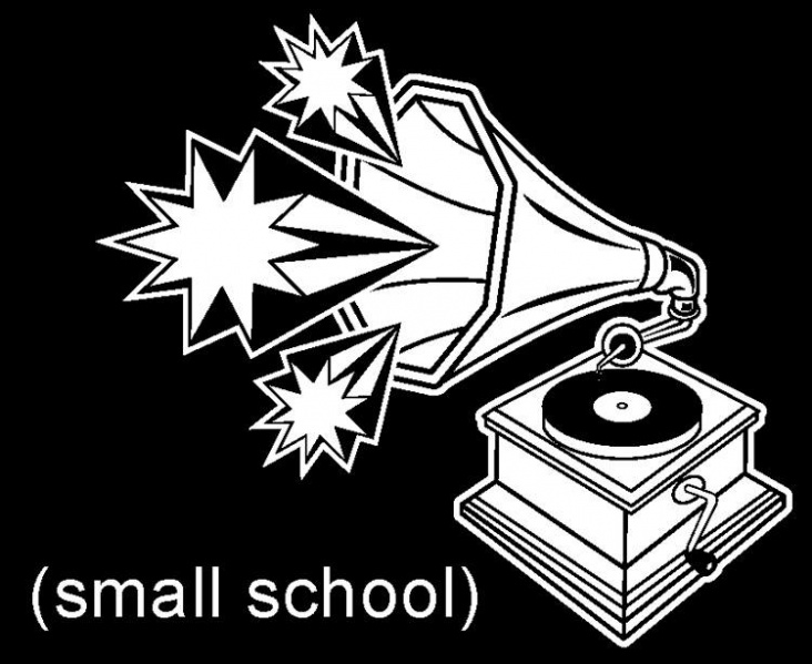 File:Small School Gramophone Logo.jpg